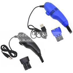 New MINI USB Vacuum Cleaner Dust Collector Brush for Compute
