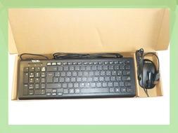 Acer Model SK-9626 USB 2.0 Slim Desktop PC Wired Keyboard, B