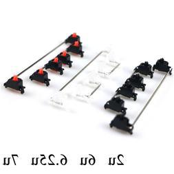mx switch pcb cherry stabilizer Stabilizers Balancing Pole 6