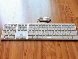 New Apple A1243 Wired USB Keyboard MB110LL/B MB110LL/A