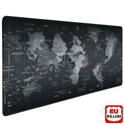 New Extended Gaming Mouse Pad Large Size Desk Keyboard Mat 8
