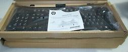 NEW Genuine HP Black USB KeyBoard 672647-003 KU-1156
