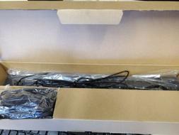 New Dell KB216-BK-US Black Slim USB Keyboard Wired 0G4D2W