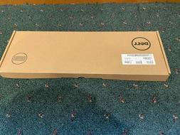 NEW Dell Slim Wired Keyboard KB216-BK-US KB216p Color Black