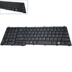 NEW US Laptop Keyboard for Toshiba Satellite C650 C660 C655