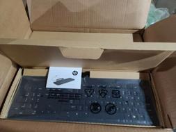 NEW HP USB Slim Smartcard CCID Keyboard 911502-001 US TPC-C0