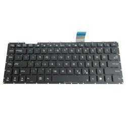 New Asus X401 X401A X401U Laptop Keyboard 13GN4O1AP030-1