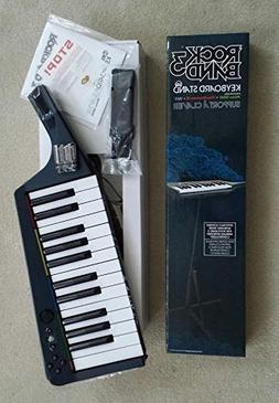 Rock Band 3 Wireless Keyboard for Xbox 360 and Keyboard Stan