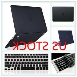 Rubberised Hard Case keyboard Screen Dust cover for Apple Ma