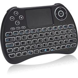 Adesso SlimTouch 4040 - Wireless Illuminated Keyboard Built-