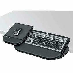 Fellowes Tilt 'n Slide Pro Keyboard Manager, Black