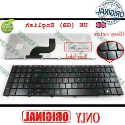 UK Keyboard acer Aspire 5536 5538 5536G 5738G 5810T 5740 574