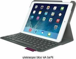 Logitech Ultrathin Protective Keyboard Folio i5 for Apple iP