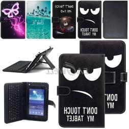US For Acer Iconia One 10 B3-A40 Tablet Leather Case Cover w