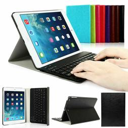 "US For iPad 2018 9.7"" 6th Gen Wireless Bluetooth Keyboard wi"