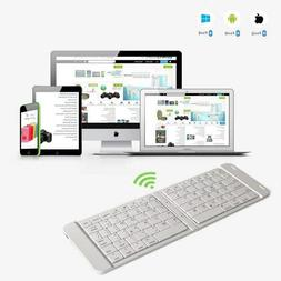 Wireless Bluetooth Foldable Keyboard Lenovo  for iOS, Androi