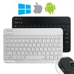 Wireless Bluetooth Keyboard for IOS Android Windows PC Ipad