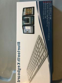 Wireless Bluetooth Keyboard... Model BKB800....New!