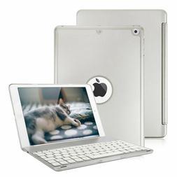 7 color backlight Wireless Bluetooth Keyboard Auto Wake/Slee