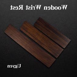 Wooden Wrist Rest Wood Wired Mechanical Gaming Keyboard Stan