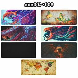 XXL Large Extended Gaming Mouse Pad Heavy Thick Desk Keyboar
